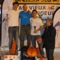 Lionel Morel remporte le 9ème indoor AIDA de La Ciotat !