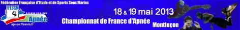 Championnat france apnée 2013 montlucon