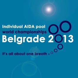 Championnat monde aida belgrade serbie 2013