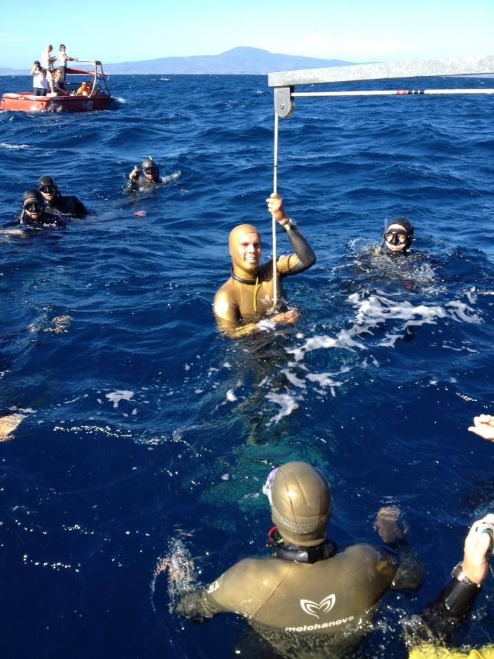 Championnats du Monde de profondeur AIDA 2013 à Kalamata en Grèce, du 15 au 22 septembre (2/6)