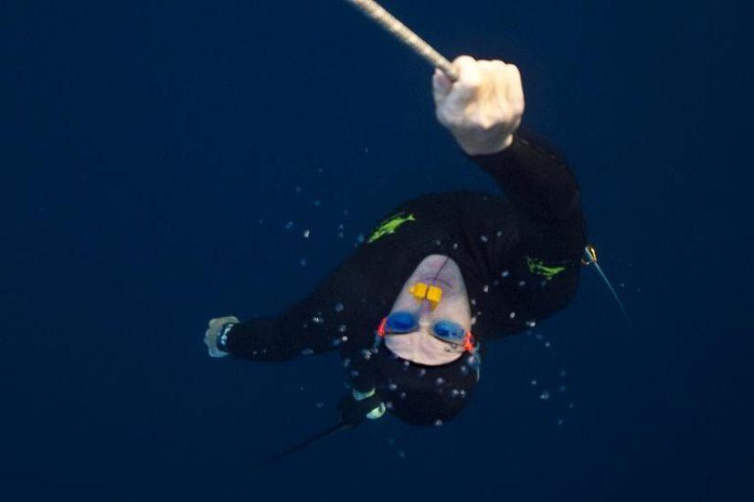 Championnats du Monde de profondeur AIDA 2013 à Kalamata en Grèce, du 15 au 22 septembre (3/6)