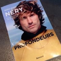 """Analyse de lecture du livre """"Profondeurs"""" de Guillaume Néry"""