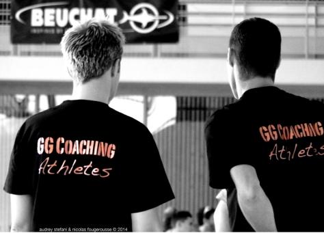 Nicolas Fougerousse et Pierre Crubillé, membres du GG Coaching.