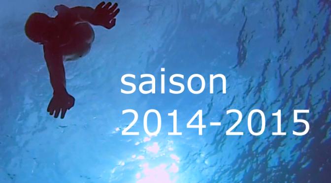 Inscriptions Saison 2014-2015