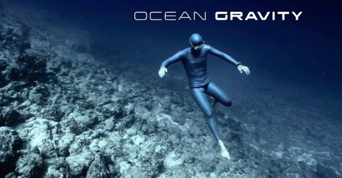 Ocean Gravity : le nouveau film en apnée de Guillaume Néry et Julie Gautier