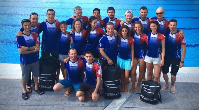 Championnats du monde d'apnée indoor AIDA 2015 à Belgrade