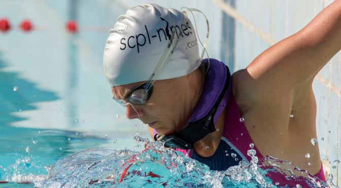 Marie Ekstets aux Championnats du Monde AIDA 2016 par équipe