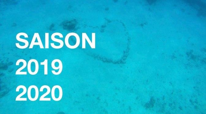 Ouverture Saison 2019-2020 !